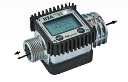 Digitales Zählwerk K24 ATEX, ex-geschützt, für Ottokraftstoffe, Kerosin