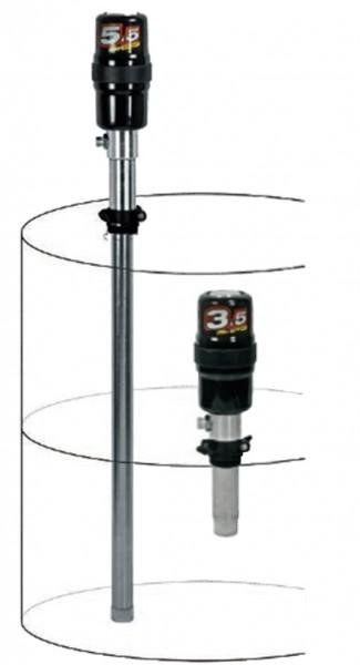 Druckluft-Ölpumpe