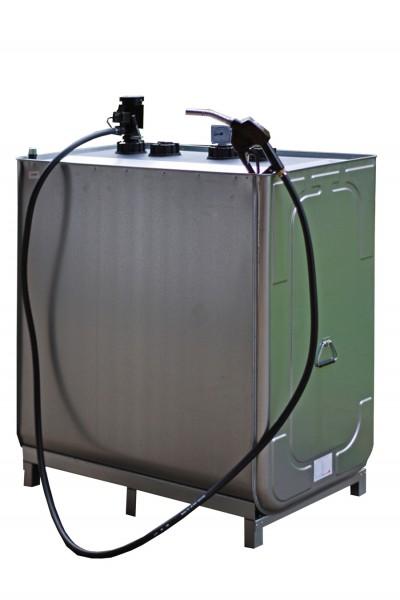 Hoftankstelle Uni Einsteigerpaket 1000 Liter und Elektropumpe