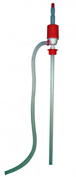 Polyethylen Syphon Pumpe für 200 Liter Gebinde für Wasser, Diesel, Biodiesel, Heizöl und leichte Säu
