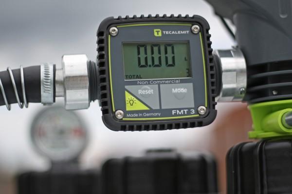 Elektronischer Durchflussmesser FMT 3 - POM - Nachrüstsatz HORNET W85