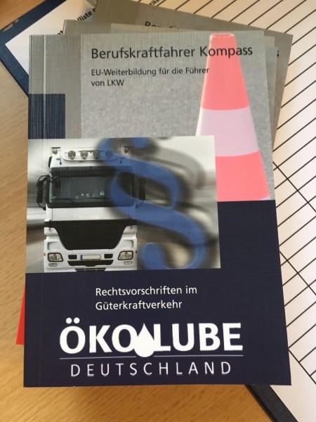 Berufskraftfahrer Kompass - Rechtsvorschriften im Güterkraftverkehr
