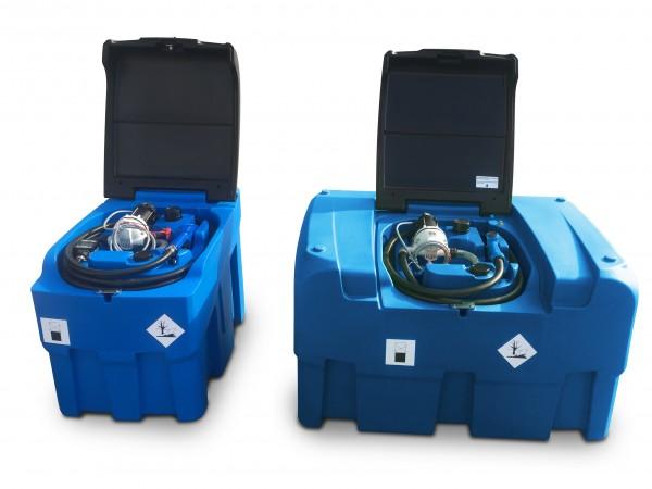 Mobile Tankanlage für AdBlue 220 Liter BlueMobil mit 12 oder 24V Pumpe