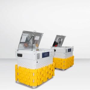 Schmierölcontainer Quadro-C 1000 VZ25/230