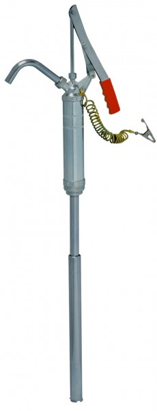 Pumpe mit Erdungskabel, AtEx zertifizietrt