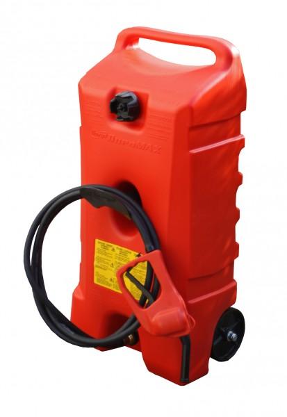 Trolley für Diesel oder Benzin mit 53 Litern Fassungsvermögen