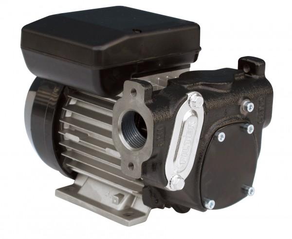 Dieselpumpe Seitenansicht mit 230V-Motor