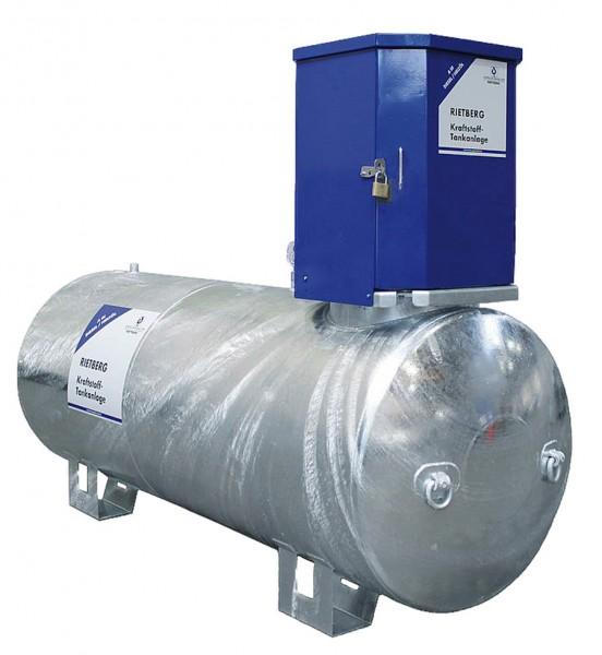 Kraftstoff-Tankanlage KA 5000 Liter - Betriebstankstelle für Diesel