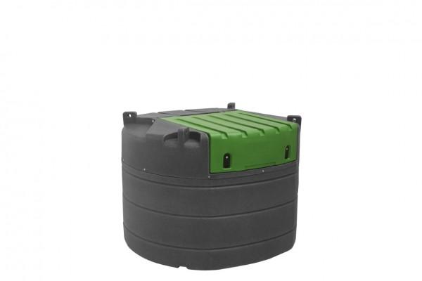 Hoftankstelle 1000 Liter kompakt - Fortis Tank für Diesel