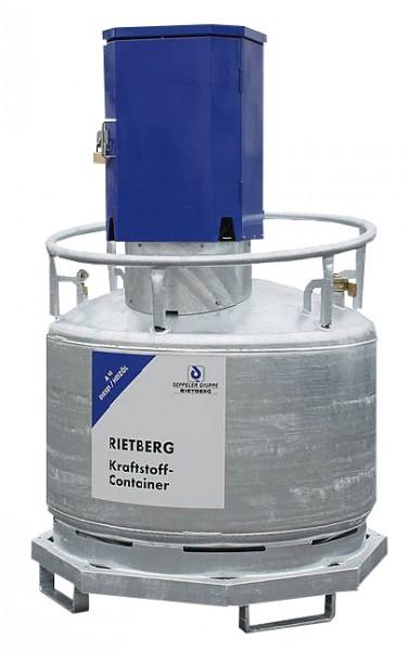 Kraftstoffcontainer für Diesel KC 995 Liter mit Gratis Thermosbecher