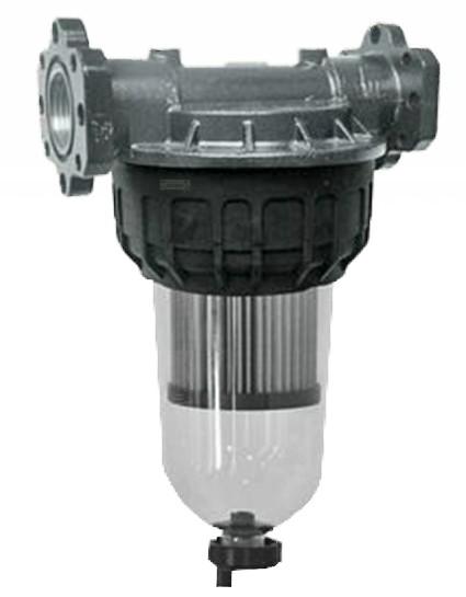 Filter für Öle und Diesel zur Wasseraufnahme