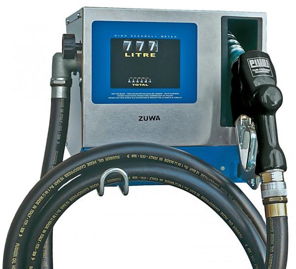 Kleintankstelle CUBE 70 K 33, -230 V oder 24/12V kpl. Set