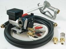 Dieselpumpenset Batterie-Set Panther -12V oder 24/12V- 56l/min oder 70/35l/min, Fasspumpe, Elektropumpe, Umfüllpumpe