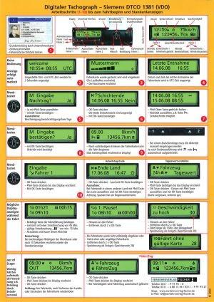 Digitaler Tachograph (Siemens)