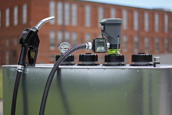 Hoftankstelle  - Einsteigerpaket Plus 1000 Liter mit HORN Hornet W40+Zählwerk